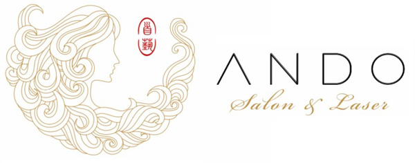 ANDO Salon Logo